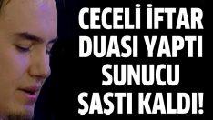 Mustafa Ceceli'den iftar duası