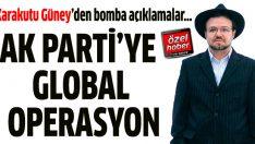 Tuncay Güney: AK Parti'ye ANAP kefeni biçiliyor