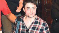 Daniel Radcliffe'in hali korkuttu