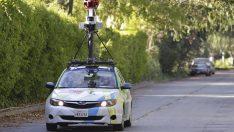 Google Street View sürücüsünü Tayland'da esir aldılar