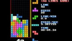 Tetris dünya rekoru: 19.68 saniyede 40 satır!