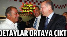 Erdoğan Fatih Terim'i nasıl ikna etti?