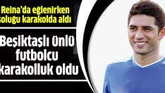 Ünlü futbolcu Sezer Öztürk karakolluk oldu
