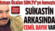 Osman Öcalan: Cemil Bayık suikast girişiminde bulundu