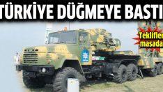 Türkiye'den kimyasal tehdide karşı yeni savunma