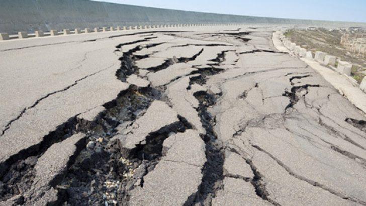 Marmaris'te 5,4 büyüklüğünde deprem