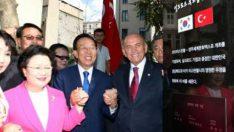 Türkiye-Güney Kore dostluğu pekiştirildi