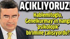 Mehmet Eymür: Necip Hablemitoğlu TİB'in adamıydı