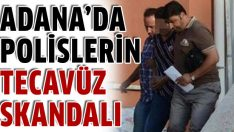 Adana'da polis otosunda tecavüz skandalı