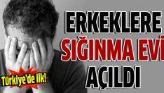 İstanbul ve İzmir'de erkeklere sığınma evi açıldı