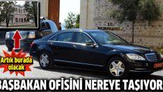 Başbakanlık Ofisi Beykoz'a taşınıyor