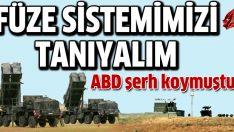 Füze sistemi Türkiye'de üretilecek