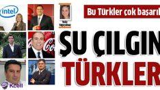 Dünyanın zirvesindeki başarılı  Türkler