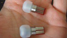 Dişler ile kontrol edilen kablosuz kulaklık üretildi