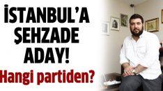 İstanbul'a sürpriz aday!