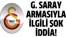 Galatasaray armasıyla ilgili Çilingiroğlu'ndan şok iddia