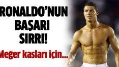 Ronaldo'nun başarı sırrı