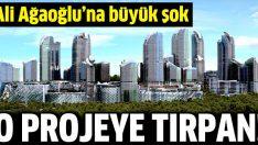 Ali Ağaoğlu'na Maslak 1453 şoku
