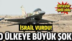 İsrail Rus füzelerini vurdu!