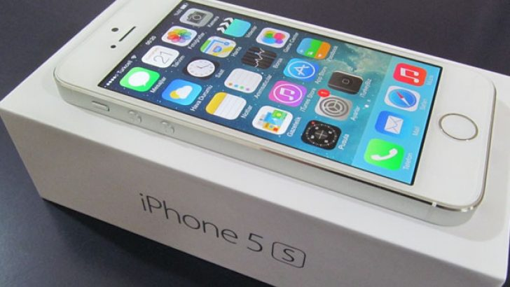 İphone 5S'in fiyatı