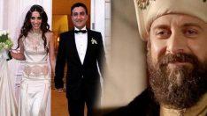 Nur Fettahoğlu'nun düğününde dizi arkadaşları yoktu
