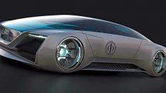 Audi'den geleceğin spor otomobili
