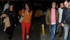 Mehmet Ali Erbil iki güzelle yakalandı