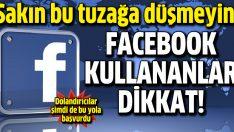 Facebookta dolandırcılığın yeni adı: Natsimus GOLDVİP