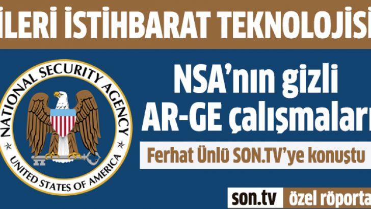 NSA'nın gizli AR-GE çalışmaları