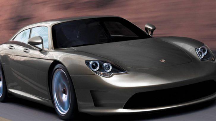 Porsche Panamera Türkiye için üretildi