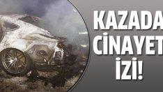 Ulusoy kazasında cinayet izi!
