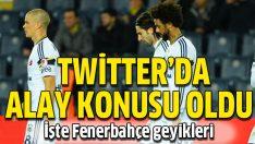 Twitter'da Fenerbahçe'nin kupa geyikleri