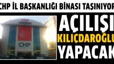 CHP yeni İstanbul İl Başkanlığı binasına taşınıyor