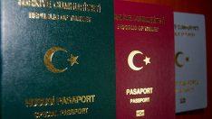 2013'te kaç kişi pasaport sahibi oldu?