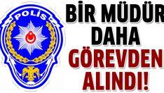 Edirne İstihbarat Şube Müdürü Özgür Nikbay görevden alındı!