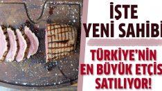 Türkiye'nin en büyük etçisi Günaydın Et satılıyor