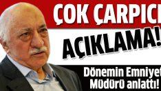 Cevdet Saral'dan çarpıcı Gülen açıklaması