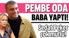 Ergenekon tutuklusu Sedat Peker baba oluyor