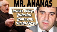 Fethullah Gülen'in kara kutusu Mustafa Günay!