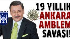 19 yıllık Ankara amblem savaşı!