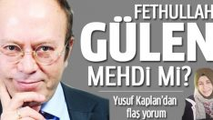 Yusuf Kaplan: Fethullah Gülen'e mehdi gözüyle bakıyorlar