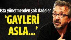Osman Sınav: Gayleri sevmem