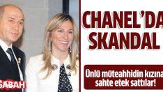 Chanel Nihat Özdemir'in kızına sahte Chanel etek satmış