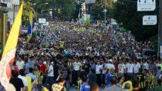 Fenerbahçe taraftarı TFF'yi protestoya hazırlanıyor