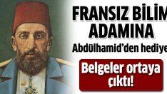 Abdülhamid'den Pasteur'a neler gönderdi?