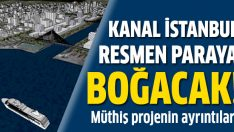 Kanal İstanbul para akıtacak