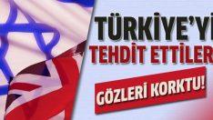 İsrail ve İngiltere'in Türkiye korkusu