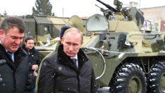 Rus ordusu askeri birliği ele geçirdi