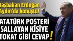 Başbakan Erdoğan Aydın'da konuştu