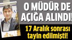 Eski Terörle Mücadele Müdürü Ömer Köse de açığa alındı!